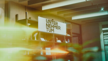 Unternehmer TUM Okosystem