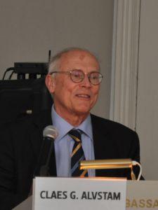 Claes G. Alvstam