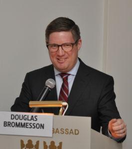 Douglas Brommesson