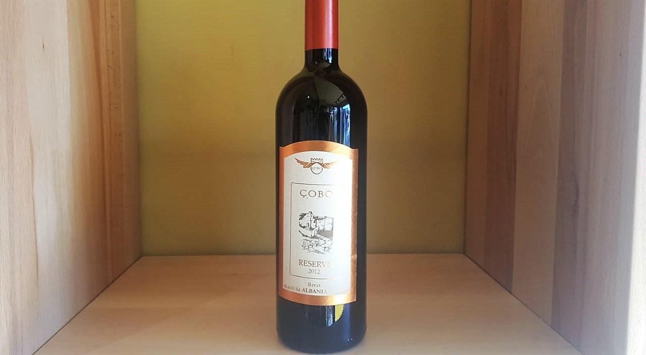Verë vendi Rezerve (Çobo)