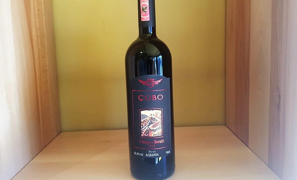 Verë e kuqe Berati