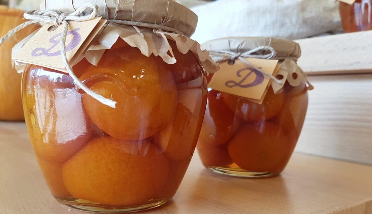 Gliko mandarine 600 gr