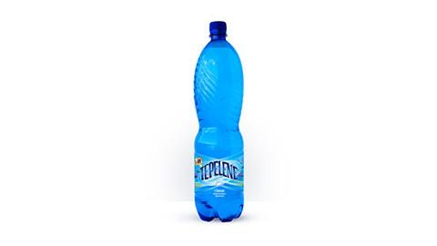 Ujë i gazuar 1.5l Glina i ftohtë