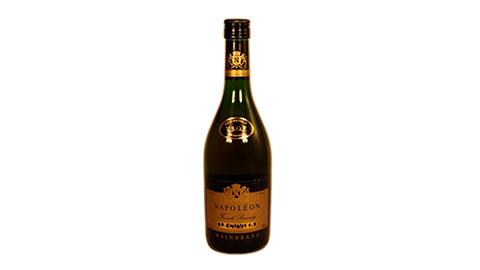 Verë franceze e kuqe në shishe të vogël, 0.375L