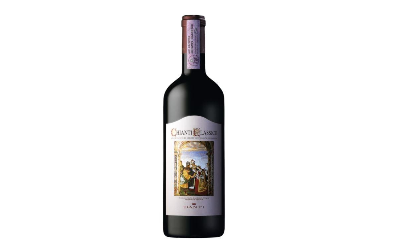 Verë CHIANTI BANFI 375ml