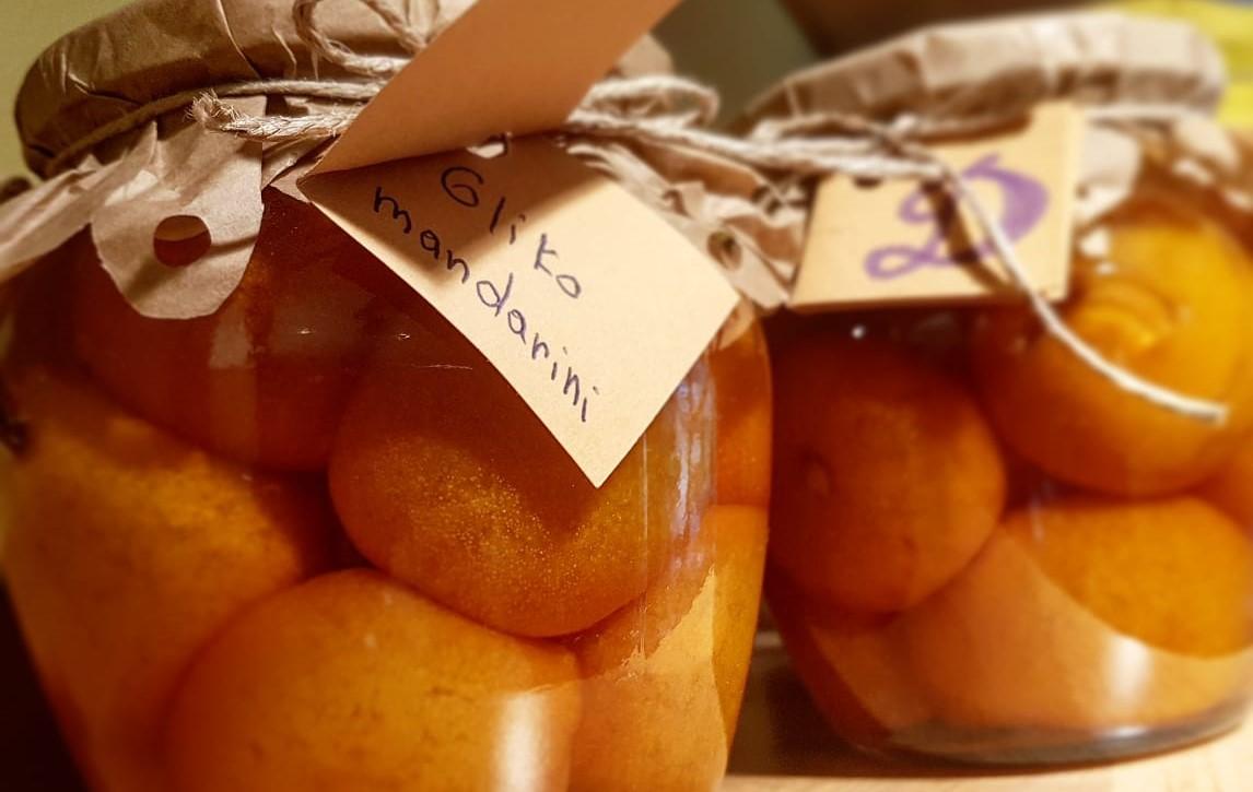 Gliko mandarine 350 gr
