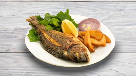 Peshk levrek ( 400 gr )