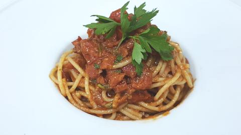 Spaghetti bolonjeze