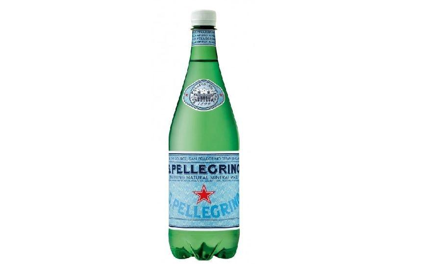 Ujë i gazuar 0.75L San Pelegrino i ftohtë