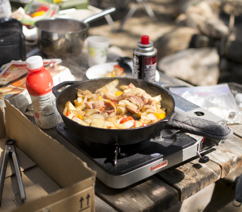 Camping cooking s