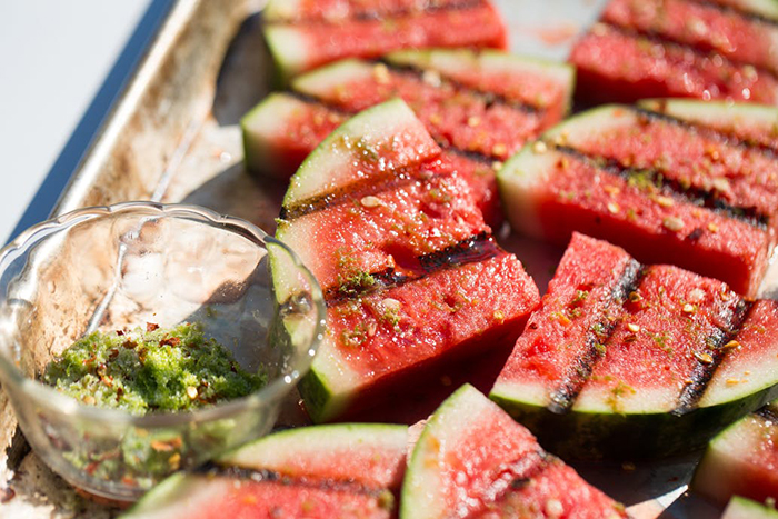 02 grilled watermelon