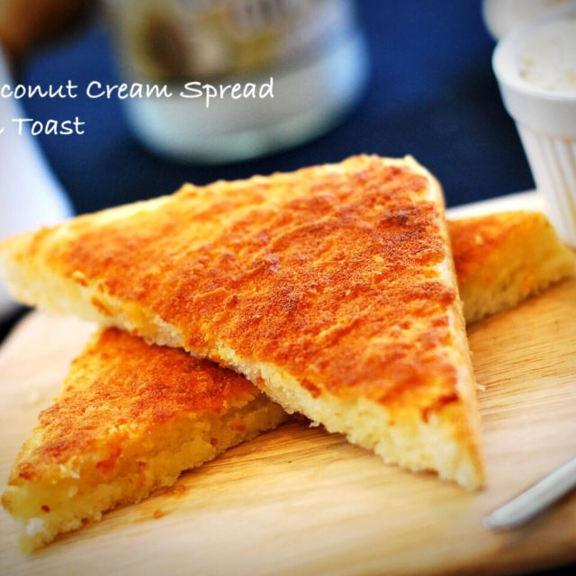 Coconut cream spread 640x640