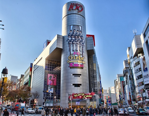 Let's go and look for KAWAII! The Shibuya, Harajuku and Omotesando strolling course