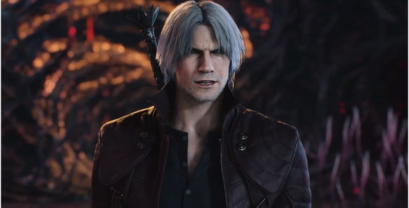 Devil May Cry: The Live Hacker