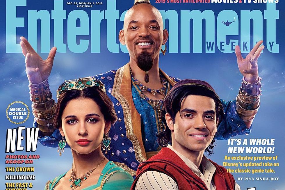 Will Smith Ungkap Tampilan Perdana Live-Action Aladdin