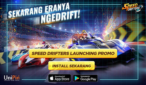 [Promo] Speed Drifters Launching Promo