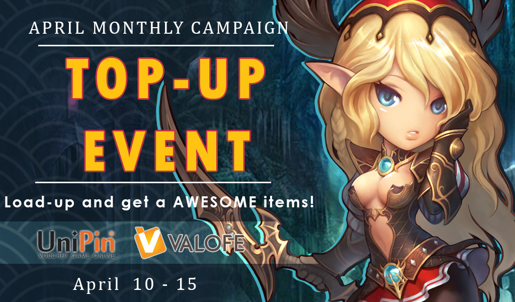[Promo] Atlantica Online - Load Up and Get Awesome Items!