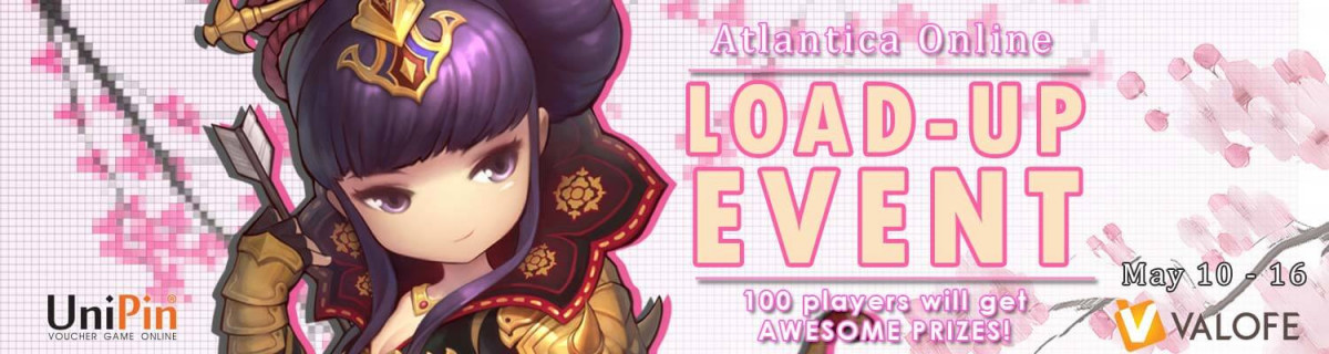 UP - Load Up Atlantica Online Special Ramadhan