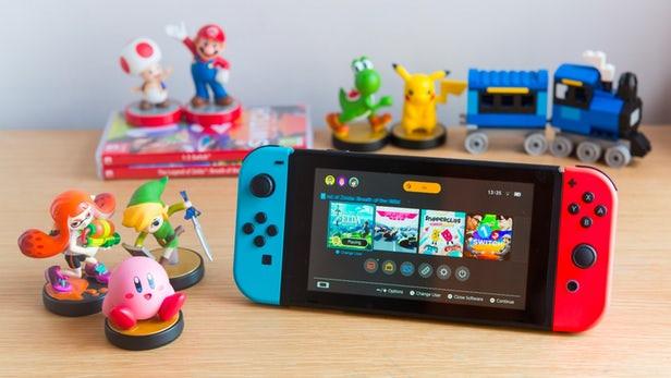 Pembaruan Firmware Nintendo Switch Baru Keluar Sekarang