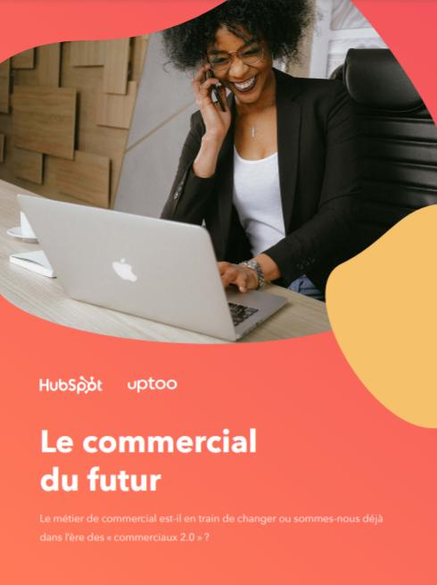 etude le commercial du futur