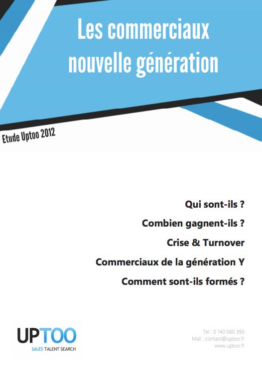 Les commerciaux nouvelle génération - 2012