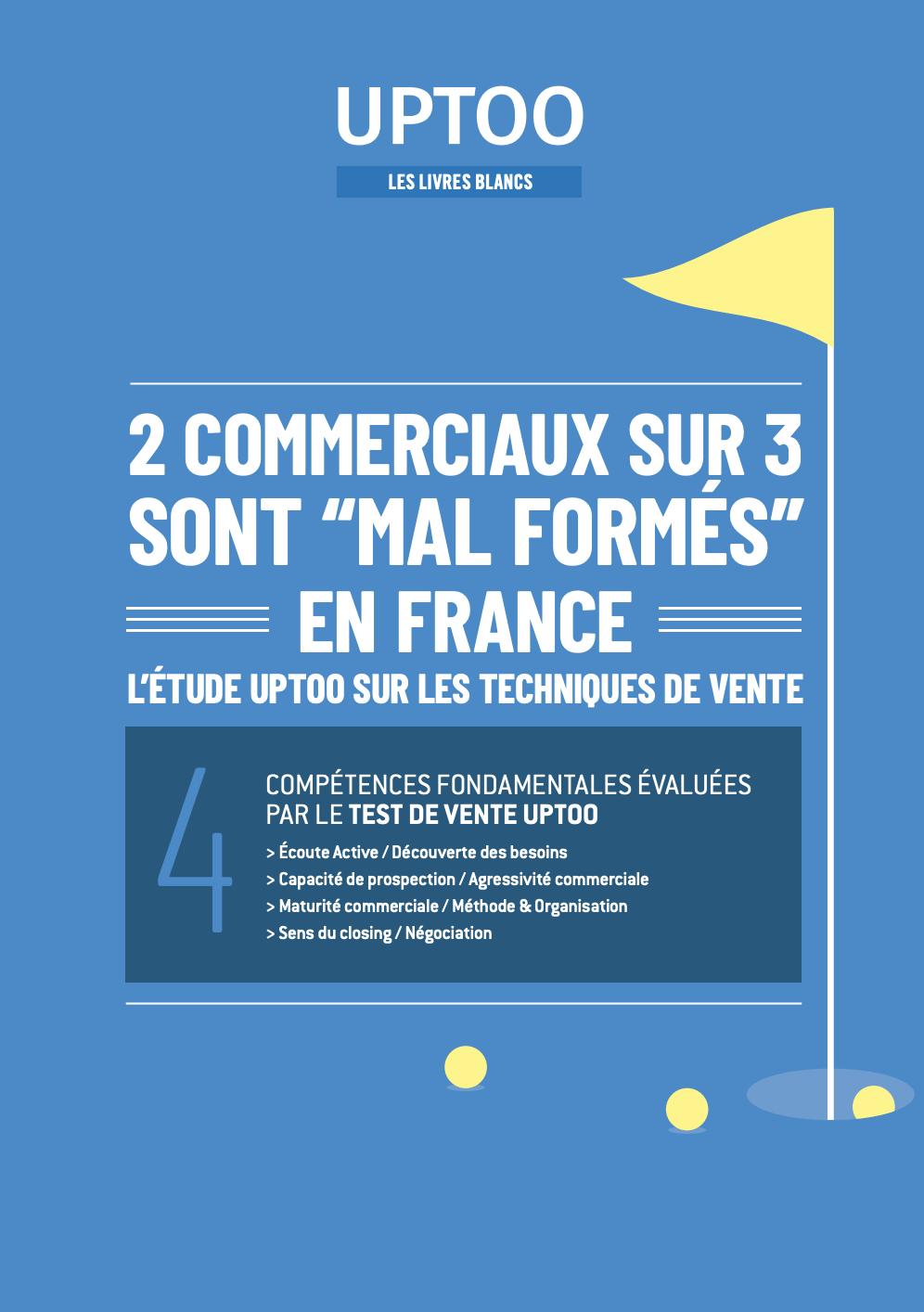 formation des commerciaux en France