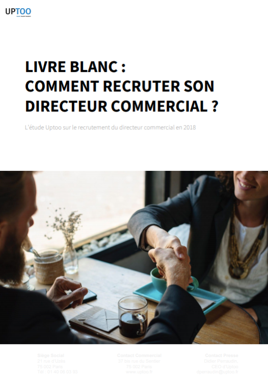 recruter directeur commercial