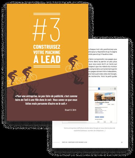 Construivez votre machine à Lead