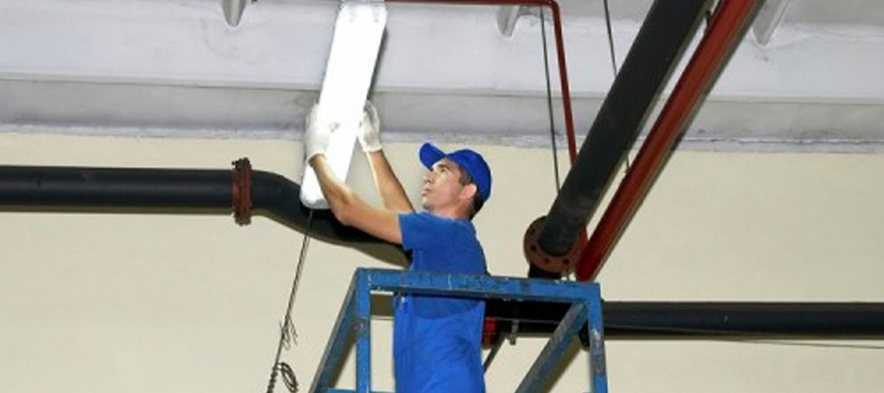 Commercial Lighting Installation | US Electrical