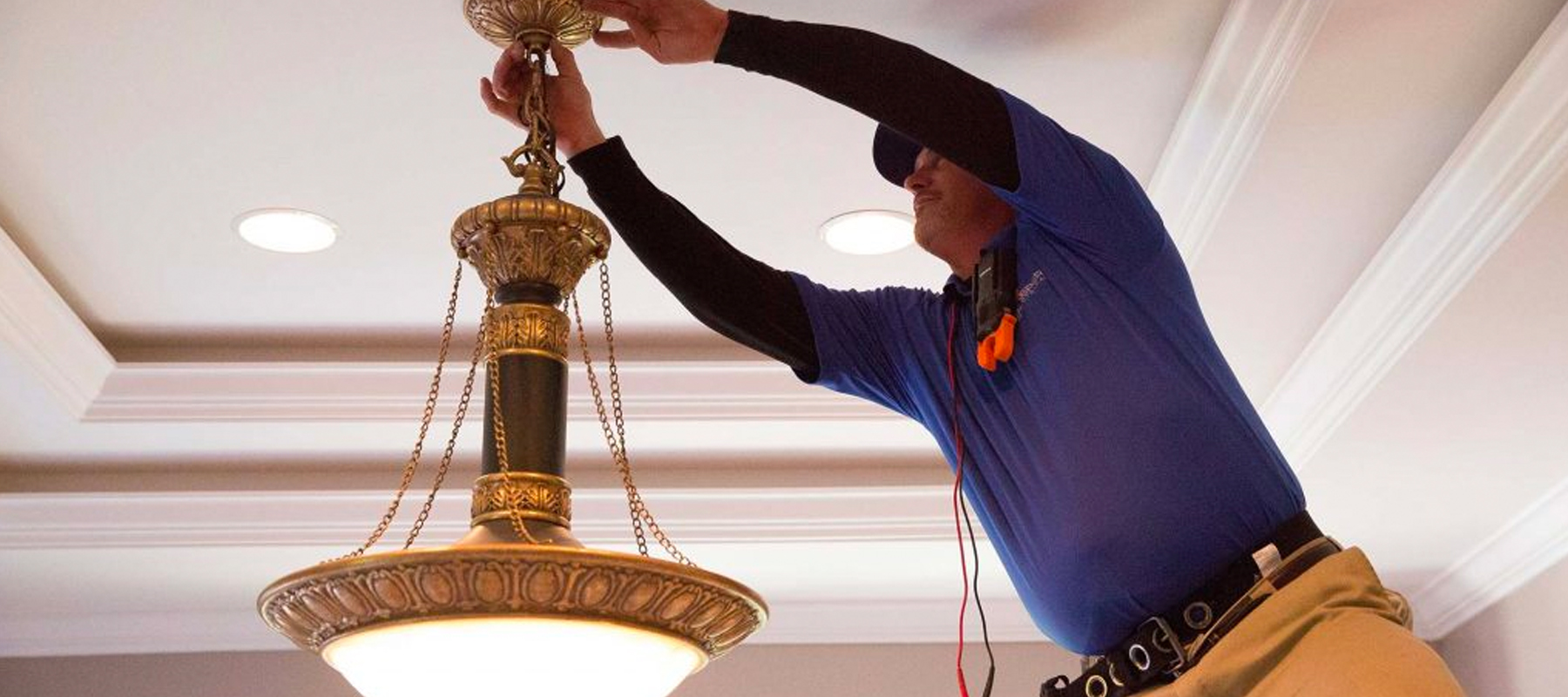 Home Lighting Installation | US Electrical