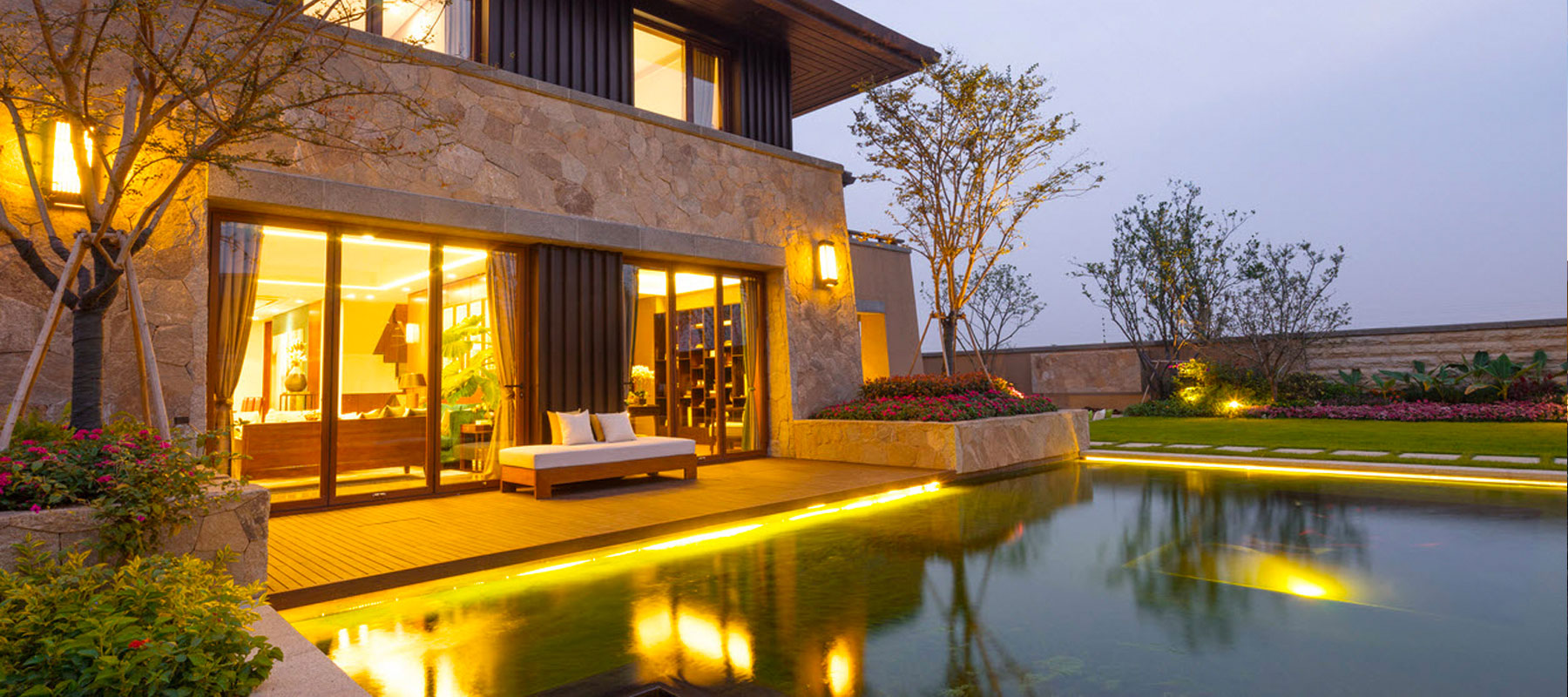 Outdoor Lighting Design Service | US Electrical