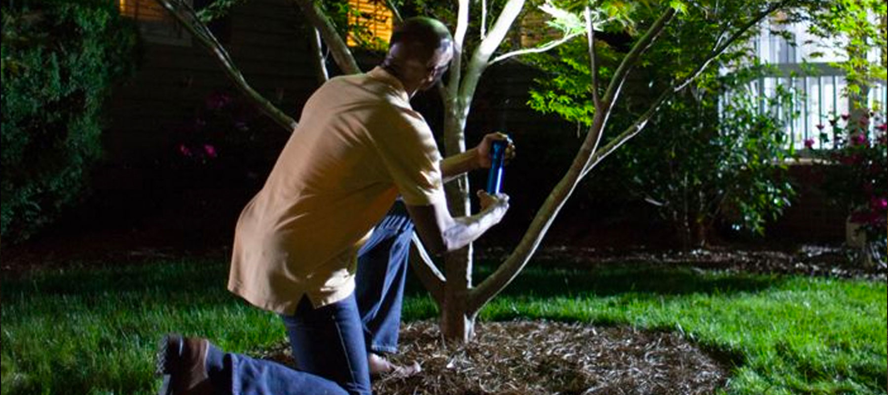Outdoor lighting maintenance near me | US Electrical
