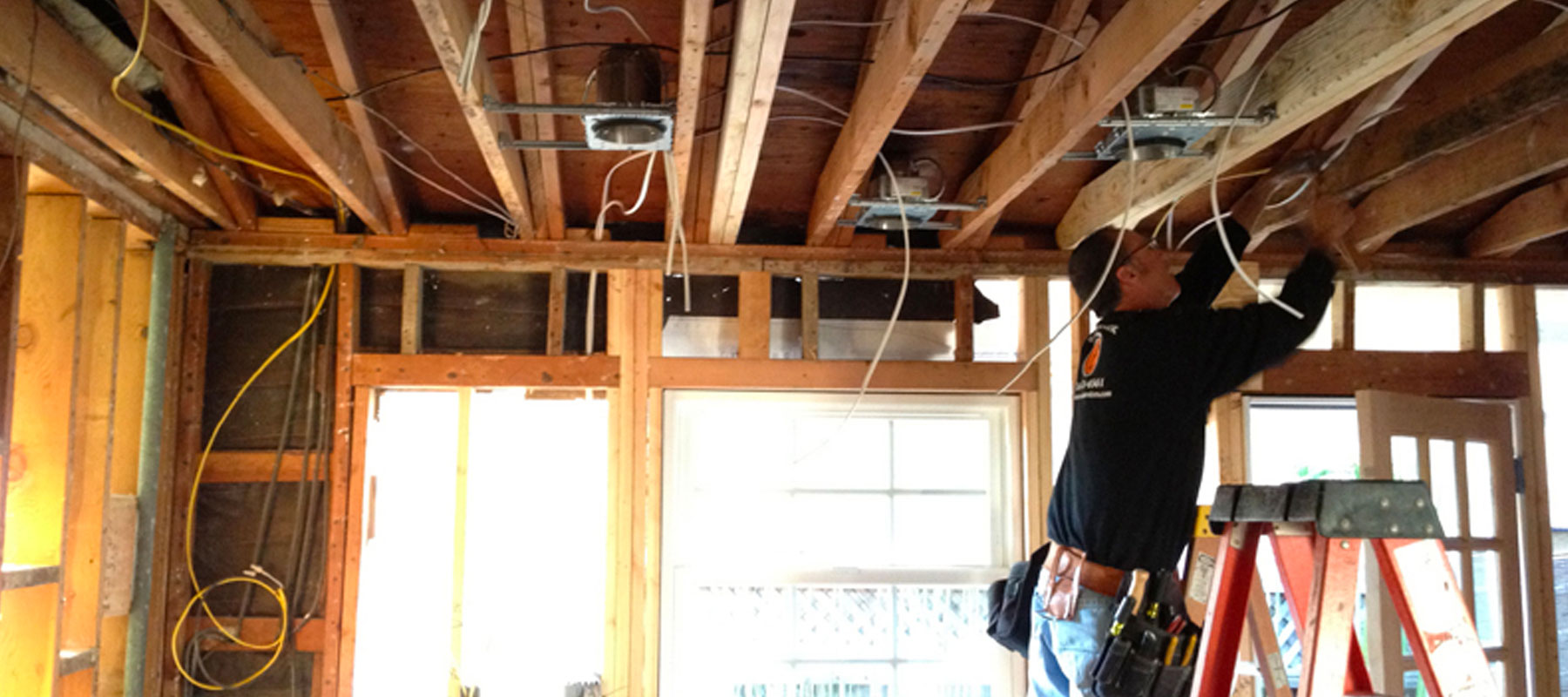 Rewiring a House with Plaster Walls   US Electrical