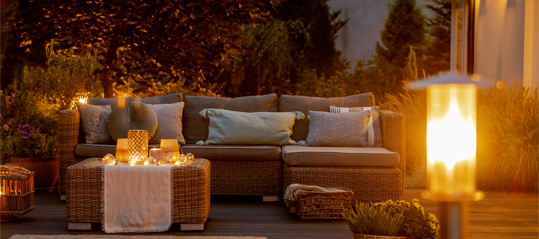 Make Your Backyard Aesthetically Pleasing to the Eyes with Outdoor Lights - US Electrical