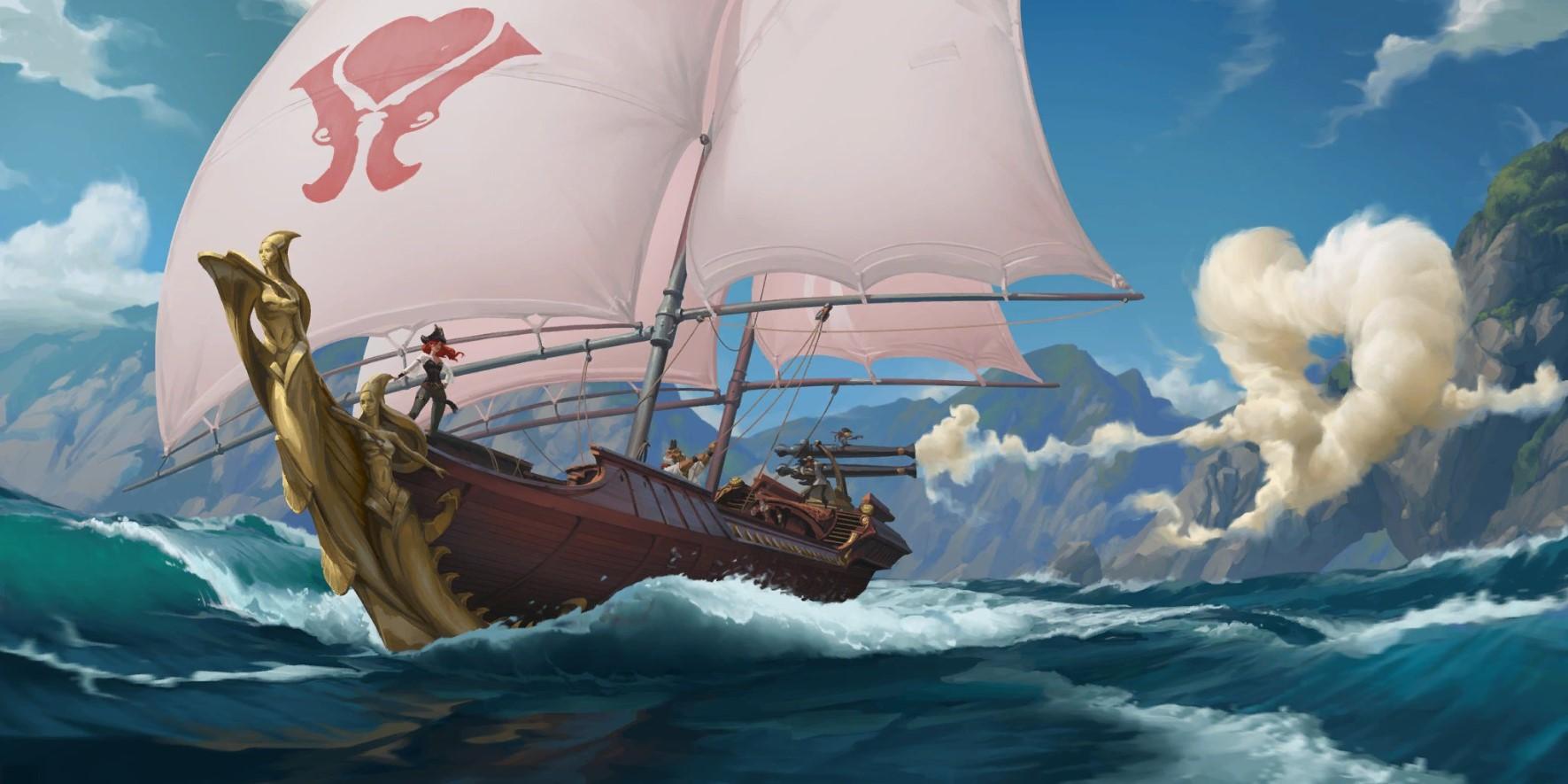 Legends of Runeterra: Bilgewater Region Guide