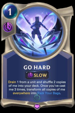 go hard 1.13
