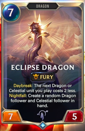 eclipse dragon reveal