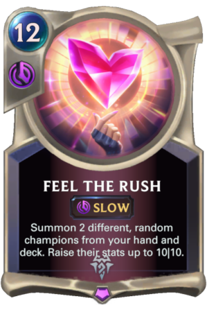 feel the rush 1.13