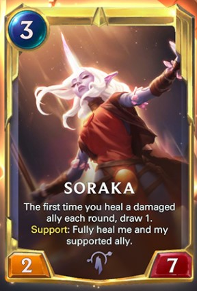 soraka level 1 reveal
