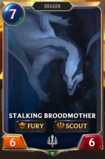 stalking broodmother reveal