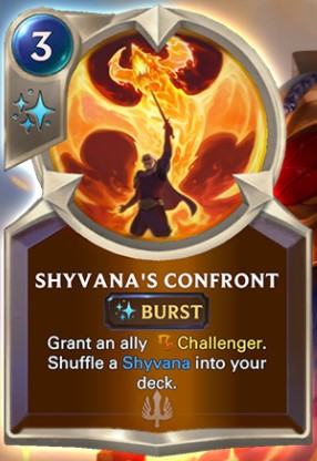 shyvana's confront reveal