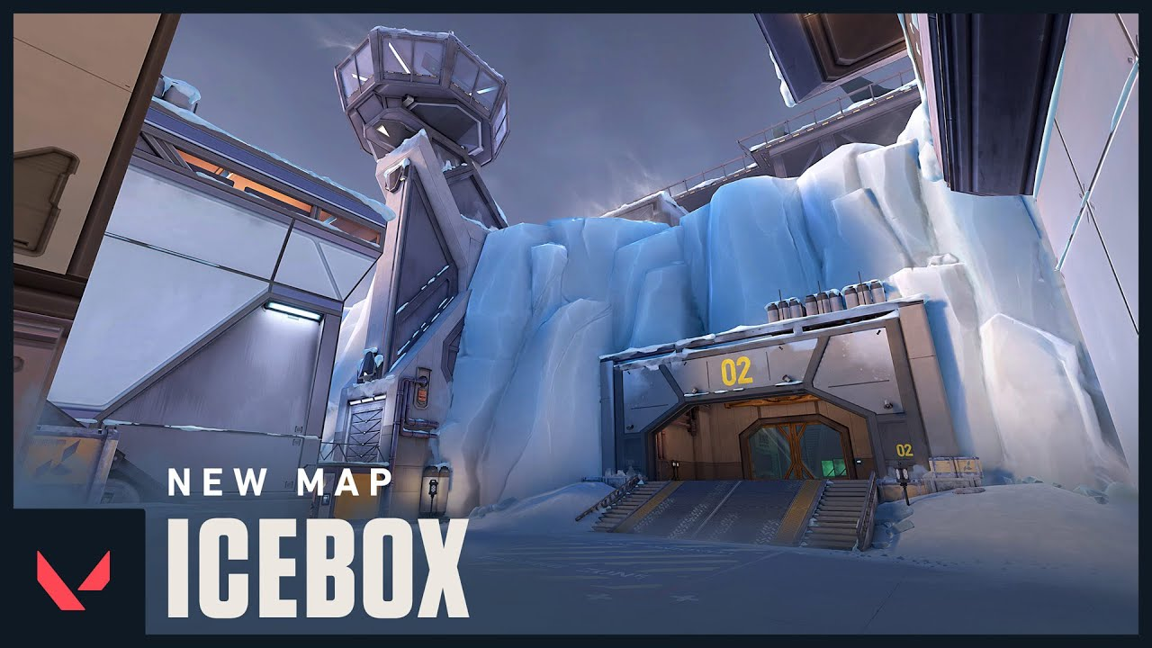 new map icebox