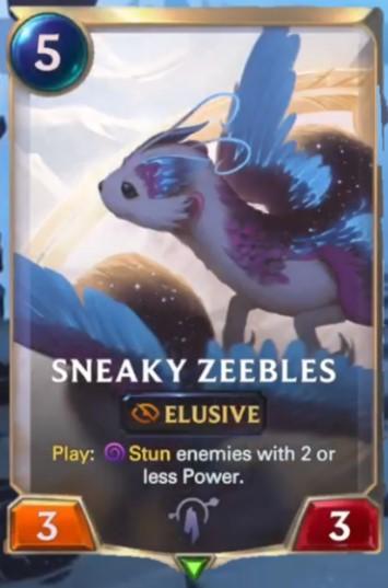 sneaky zeebles reveal