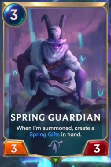 spring guardian reveal