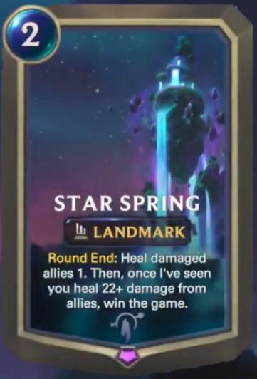 star spring reveal
