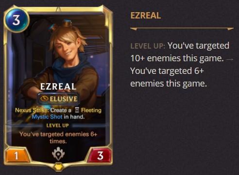 ezreal level 1 1.14