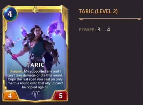 taric level 2 1.14