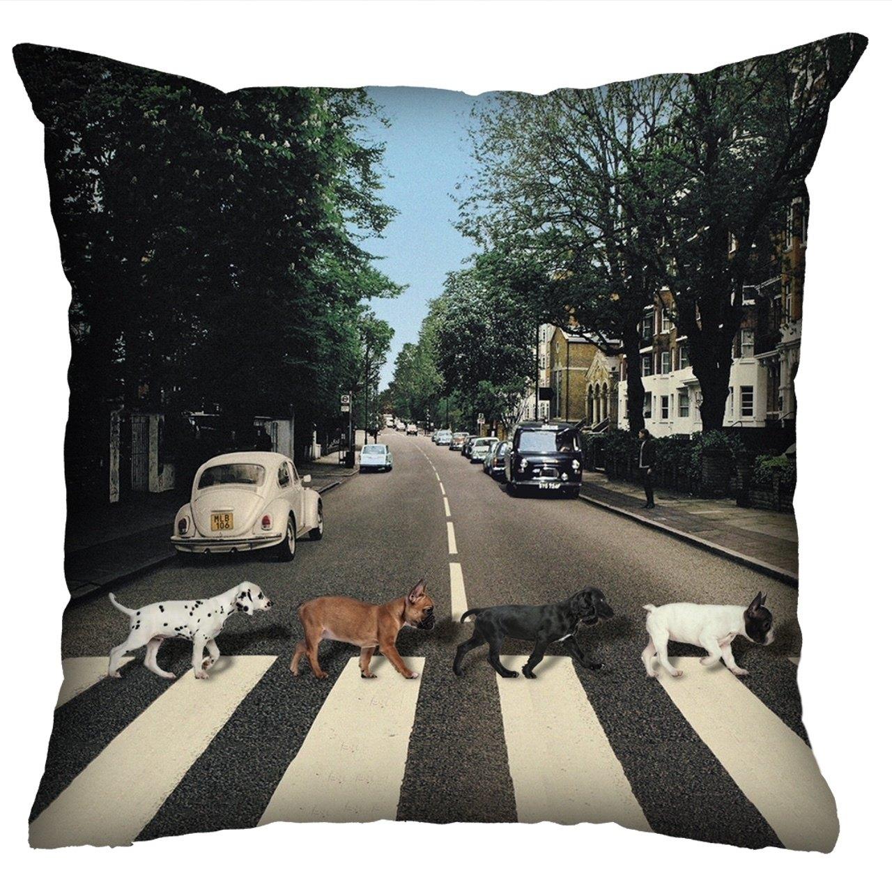 Almofada Pet Use - Abbey Dogs - Cachorros