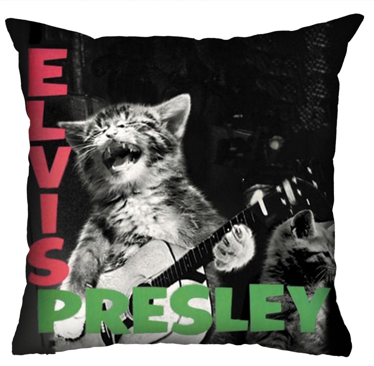 Almofada Pet Use - Cat Presley - Gato