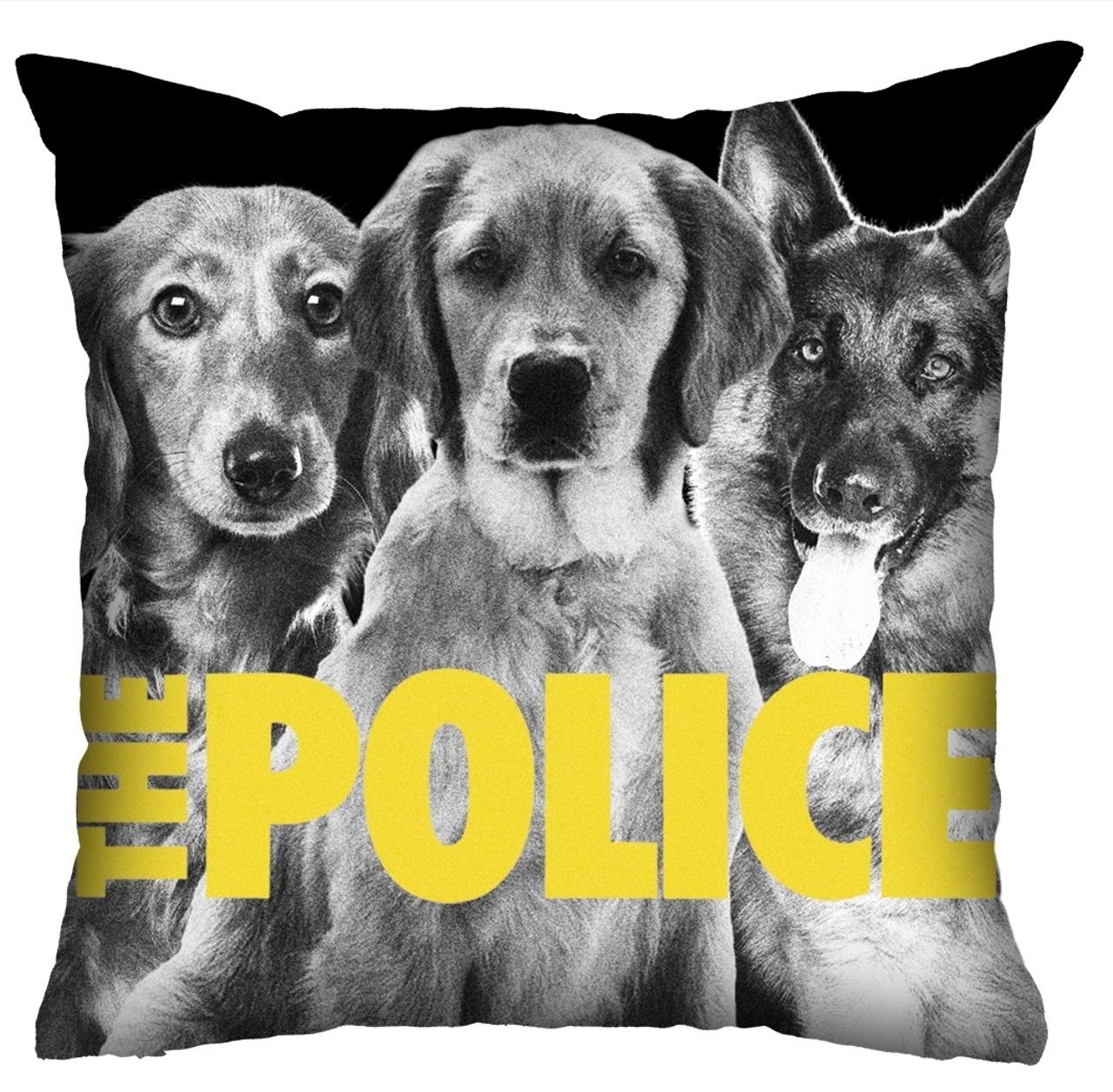 Almofada Pet Use - Security Dogs - Cachorros